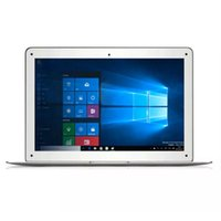 thin laptop china venda por atacado-Jumper EZbook A13 13.3 polegada 1920 * 1080 win10 laptop fino USB3.0 HDMI 2 GB / 64 GB Do Windows 10 tablet pc Bay Trail Atom Quad Núcleo