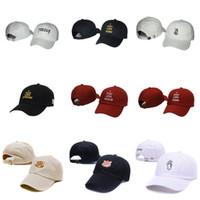 Wholesale Drop Ship Snapback Hats - Drop Ship Kanye West Dropout Bear Caps YEEZUS CAP Travis Scott Cap 6 God Pray Snap Hats Snapback Baseball Hats feel like cap