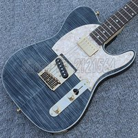 Wholesale Top Quality Telecaster - electric guitar telecaster Guitars Musical Instruments TOP Quality Chinese TL GUITAR For Sale Custom Shop FREE SHIPPING