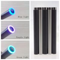 e v chargeur achat en gros de-Mix2 100% d'origine tactile batterie avec chargeur e cigarette vape stylo à tension variable V O stylo 2.0 vape tactile batterie Livraison gratuite