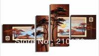 Wholesale Original Painting Handmade - handmade oil painting on canvas modern 100% Best Art Seascape oil painting original directly from artis