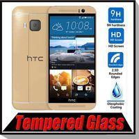 Wholesale E8 Screen - 9H Explosion of Premium Tempered Glass Screen Protector Protective Film Guard For iPhone 7 Plus HTC M7 M8 M9 Plus E8 HTC 826 820 MOQ:100pcs