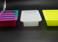 Wholesale Silicone Soap Bar - Free shipping! Butter Mold,Rectangle Silicone Mold For Soap Bar Winkie,Energy Bar, Muffin, Brownie, Cornbread, Cheesecake