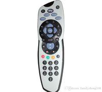 chave de controle remoto de tv universal venda por atacado-2016 Mais Novo de alta qualidade Céu Remoto Sky HD v9 Controladores Remotos Universal Sky HD + Plus Programação Controle Remoto F-FS