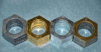 Wholesale Wolf Fingers - Portable female anti wolf self-defense six magic ring angle BanZhi alloy tiger window breaker single finger