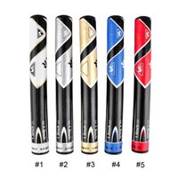 Wholesale Wholesale Golf Putters - Beautiful Sniper Golf Grip 1.3inch Ultralight Golf Putter Five Colors Exclusive Design Sniper Golf Grips 2502062