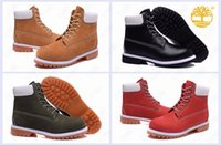 Wholesale Original Timberland Boots Brand New Classic Fashion Timberlands Men Inch Premium Boots Outdoor Waterproof Ankle Timber boots