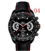 Wholesale Men Gif - 2015 brand new gif Luxury black Wristwatche Wholesale men watch Luxury sports Brand Calibre 17 RS Automatic Stainless steel Men's Watches