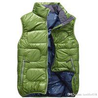 Wholesale Value Jackets - Outside the single value selling big T men's Jacket Vest outdoor down vest men high down vest