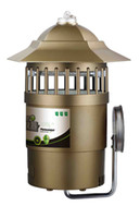 Wholesale Outdoor UV LED mosquito killer lamp
