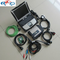 Wholesale Compact Diagnosis - 2017.09 HDD Star Diagnosis Compact 4 with Rotate Toughbook CF-19 Ready to Work for MB SD C4 Connect 4