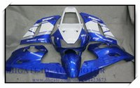 СИНИЙ ВПРЫСКА BRAND NEW обтекателя KIT 100% FIT FOR YAMAHA YZF R1 YZF1000 1998-1999 YZFR1 1998 1999 YZF R1 98 99 # SS722