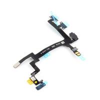 ingrosso parti del sensore flex-Parti del cavo flessibile del pulsante di alimentazione del sensore di prossimità originale per iPhone 5