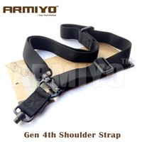 Wholesale Mission Sling - Armiyo Tactical Gen 4th Shoulder Strap Multi Mission Airsoft Sling Hunting