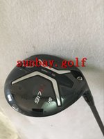 2017 New Golf 917 F2 Fairway Wood Set 15/18 Degree com TOUR AD GT6 Graphite Shaft Golf 917F2 Woods Clubs