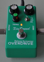 Wholesale Delay Switch - Pro Vintage FS-919 Three mode switch- Super Tubescreamer   Clean Boost   Marshall Crunch Tube Screamer Overdrive and True Bypass by XinSound