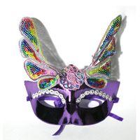 Wholesale holloween masks - Charm Ladies Women Flash LED Light Eagle Masks Mask for Mardi Gras Masquerade Party Holloween Carnival Festive Supplie