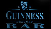 Wholesale Guinness Led Signs - LS1225-b-Guinness-VIP-Only-Bar-Neon-Light-Sign Decor Free Shipping Dropshipping Wholesale 6 colors to choose