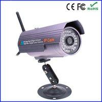 Wholesale Lens Webcam Wifi - JW0006 Plug&Play Lens POE Wireless WiFi Outdoor Waterproof IR Night Vision IP Webcam Network CCTV Home Security Internet Camera