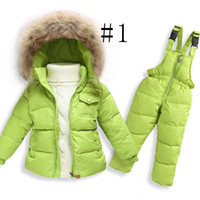 Wholesale Coat Feathers For Kids - Winter Kids Boy Jacket Cotton Outerwear Baby Boy Girl Padded Jacket Children Winter-Clothing Hooded Kids Coat +rompers for 24M-6T