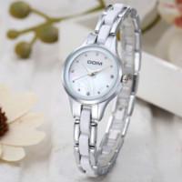 Wholesale Dom Ceramic - DOM 2016 Women Ceramic Waterproof Watches Montre Luxury Fashion Watch Quartz Women Fashion Casual Stainless Steel Gold Watches
