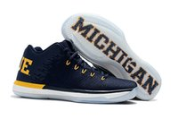 Wholesale California Leather - 2017 XXXI Low California Michigan George 31s Basketball Shoes for Top Quality 31 Training Sports Sneakers Size 7-12
