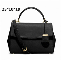 Wholesale best cell phones - Brand handbags Fashion in Europe and the best selling single shoulder bag High quality cross grain women inclined shoulder bag