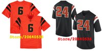 Wholesale Beaver Women - Cheap Custom Oregon State Beavers College jersey Mens Women Youth Kid Personalized Any number of any name Stitched Black Football jerseys