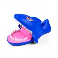 Jeux de chiens pour enfants Prix-Vente en gros - Nouveaux jouets créatifs pour enfants Prank Funny Alligator Dog Shark Biting Finger Family Game Fashion Toys