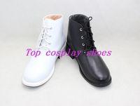 Wholesale Happy Boots - Wholesale-Danganronpa Trigger Happy Havoc monokuma Cosplay shoes boots shoe boot ver2 #WK002 Halloween Christmas