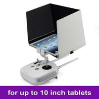 Wholesale Sun Hood - 9.7 Inch iPad Air Sun Hood Sunshade for DJI Inspire 1 Phantom 3 4 Pro Advanced