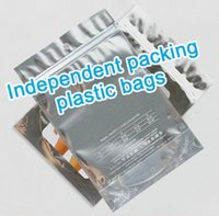 Wholesale 100pcs underwear bags High Quality Individual Packing Plastic Bag For Mens Underwear NSBB001