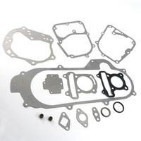 Wholesale Gy6 Gasket - 47mm Complete Gasket Set 400mm GY6 139QMA 139QMB 80cc Chinese Scooter Engine