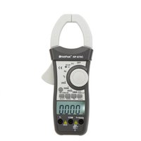 Wholesale Digtal Clamp Meter - HoldPeak HP-870C Digtal Dual Display AC DC Clamp Meter Voltage Current Resistance Frequency Temperature Multimeter