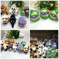 Wholesale Wholesale Small Christmas Stuffed Animals - Ty Beanie Boos Big Eyes Small Unicorn Plush Toy Doll Kawaii Stuffed Animals for Children's Toy Christmas Gifts YYA268