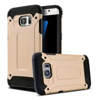 Für Samsung S7 Edge-Cases Original-Luxus Neo Hybrid Tough Rüstung dünner Fall für Samsung Galaxy S7 Edge-G9350-Mobiltelefon-Cover-Rückseite