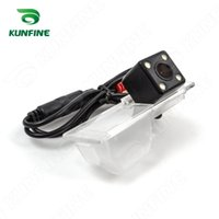 Wholesale Buick Encore - CCD Track Car Rear View Camera For Buick Encore 2013 Parking Assistance Camera with Track line Night Vision LED Light Waterproof KF-V1237L