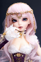 Wholesale Bjd Doll Volks - Wholesale-Neverland minifee Chloe Cline ante mirwen soom doll BJD sd msd 1 4 luts volks dod ai ball joint doll BJD resin doll with eyes