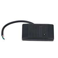 Wholesale Em Wholesale - Waterproof EM Compatible Proximity RFID ID Card EM Reader For Access Control with Wiegand 26 Interface 125KHz 9-15V