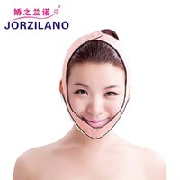 Wholesale Double Head Massager - JORZILANO jaw face-lift mask double chin mask Slimming Face Slimming mask Facial Slimming Mask Face-Lift head massager