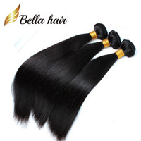 Wholesale straight braiding hair resale online - Only to USA Cheapest Braid Donor Hair Indian Human Hair Extensions inch for Black Women Bella Hair per