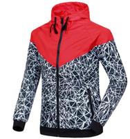 damen sport pullover großhandel-Kanye West Sportjacke weibliche Frühjahr und Sommer Stil Kapuzen-Windjacke Jugend Sportjacke Damen Pullover