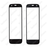 Wholesale Droid Xt912 - Front Outer Touch Screen Glass Replacement for Motorola G G2 G3 E E2 X X2 X3 XT912 XT890 XT1254 Droid Turbo