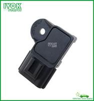 Wholesale Ac Manifold - 1 Bar Manifold Air Pressure MAP Sensor For MAZDA 3 5 6 MPV II MX-5 III 1.8 2.0 4S4G-9F479-AC L301-18-211 0261230181