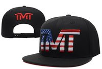 Wholesale Sports Teams Snapbacks - Hot selling hot style tmt snapback caps hater snapbacks diamond team logo sport hats hip hop SNAPBACK hats free shipping