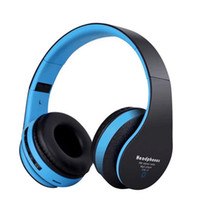 Wholesale High Definition Noise Cancelling - High Definition Bluetooth Headphone STN-12 Noise Cancelling Wireless Deep Bass Stereo Bluetooth Headset Sport With MIC Support TF Card