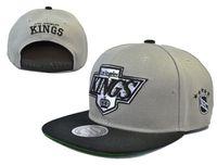 Wholesale Vintage Floral Hats - top Sale new Men's Los Angeles Kings Snapback Hat Team Logo Embroidery Sports Adjustable LA Hockey Caps Vintage Leather Visor Strap back Hat