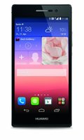 Smartphone 4,2 Zoll Kaufen -Huawei Ascend P7 Smart Handy 5,0 Zoll Android 4.2 Hisilicon Kirin 910T 1,8 GHz Quad Core RAM 2 GB + ROM 16 GB GSM