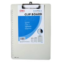 Wholesale Wholesale Clipboard Clips - Wholesale-Office Stationery High Quality A4 Clip Board with Ruler Writing Board Clipboard articulos de oficina