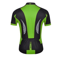 Wholesale Short Montain - 2016 Cheji Cyclings jersey team Bike Wear Hot Sale Good Quality Green Outdoor Montain Clothing